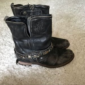 Free People x Feud Addison Boot